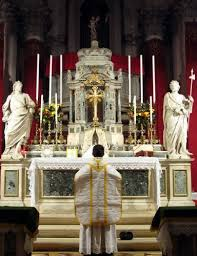Traditional Mass vs. Modern Mass